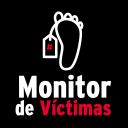 Logo monitor de víctimas